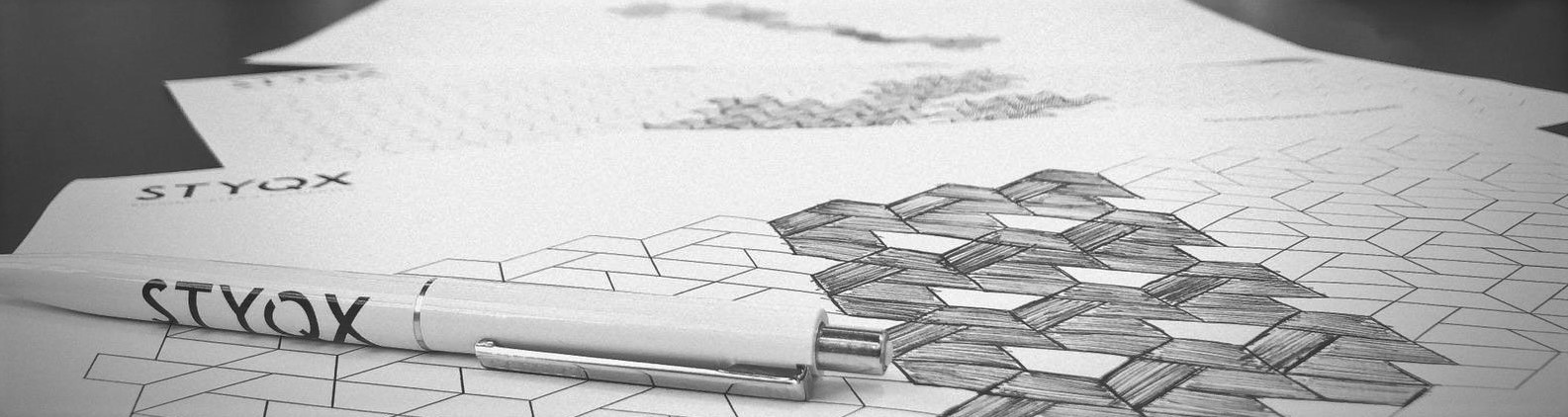 Pen op papier